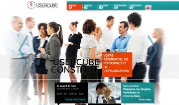 USERCUBE valide sa stratégie export avec Business France